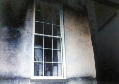Ghost child in the window
