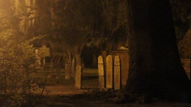 Savannah Ghosts on Savannah GhostWalker tour